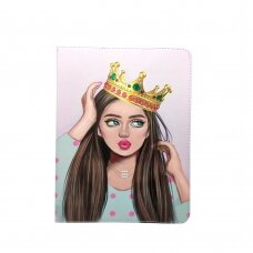 """Universal l case for tablet Lady and crown 9-10"""""""