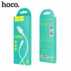 USB cable Hoco X25 microUSB 1.0m white