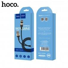 USB cable Hoco X26 Type-C 1.0m black-gold