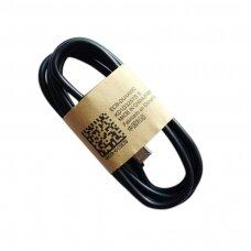 "USB cable ""microUSB"" Black HQ, 1.0m"