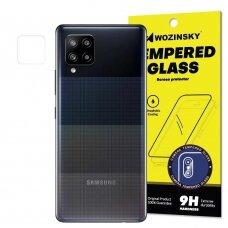Wozinsky Camera Tempered Glass super durable 9H glass protector Samsung Galaxy A42 5G