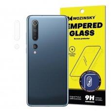Wozinsky Camera Tempered Glass super durable 9H glass protector Xiaomi Mi 10