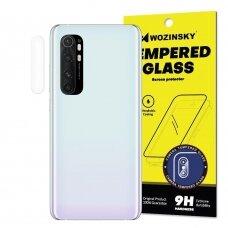 Wozinsky Camera Tempered Glass super durable 9H glass protector Xiaomi Mi Note 10 Lite