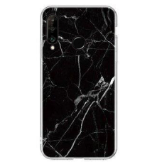 Wozinsky Marble TPU case cover for Huawei P30 Lite black (ijg49) (HUP30LT)