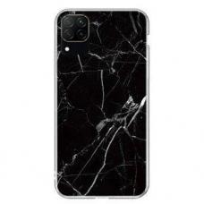 Wozinsky Marble TPU case cover for Samsung Galaxy A42 5G black
