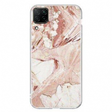 Wozinsky Marble TPU case cover for Samsung Galaxy A42 5G pink