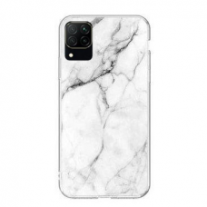 Wozinsky Marble TPU case cover for Samsung Galaxy A42 5G white