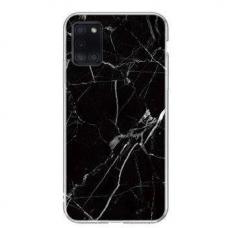 Wozinsky Marble TPU case cover for Samsung Galaxy S20 FE 5G black