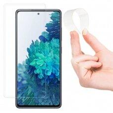Wozinsky Nano Flexi Glass Hybrid Screen Protector Tempered Glass for Samsung Galaxy S20 FE 5G