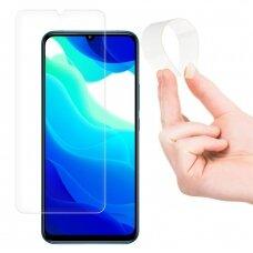Wozinsky Nano Flexi Glass Hybrid Screen Protector Tempered Glass for Xiaomi Mi 10T Lite