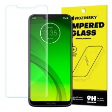 Wozinsky Tempered Glass 9H Screen Protector for Motorola Moto G7 Power (packaging – envelope) (HUTL) (hutl)