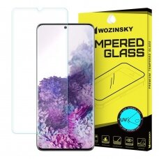 Wozinsky Tempered Glass UV screen protector 9H for Samsung Galaxy S20 Plus (in-display fingerprint sensor friendly) - without glue and LED lamp (SAS20PL)