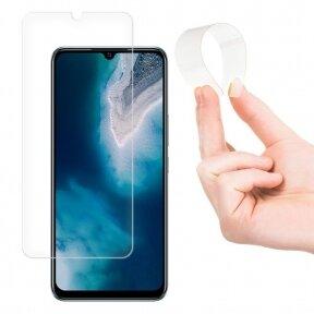 Wozinsky Nano Flexi Glass Hybrid Screen Protector Tempered Glass for Vivo Y11s