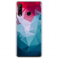 "xiaomi redmi note 8t silikoonist telefonikorpus ainulaadse disainiga, 1,0 mm  ""u-case Airskin Pattern 8 design"""