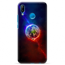 "xiaomi mi a2 lite (redmi 6 pro) silicone phone case with unique design 1.0 mm ""u-case Airskin Nature 4 design"""