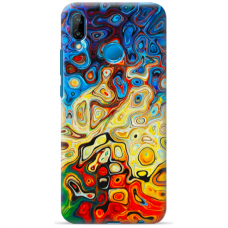 "xiaomi mi a2 lite (redmi 6 pro) silicone phone case with unique design 1.0 mm ""u-case Airskin Pattern 1 design"""