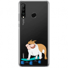 "xiaomi redmi 7 silicone phone case with unique design 1.0 mm ""u-case Airskin Doggo 2 design"""