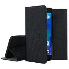 xiaomi redmi go Eco leather flip case Mocco Smart Magnet black