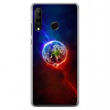 "xiaomi redmi note 8 silicone phone case with unique design 1.0 mm ""u-case airskin Nature 4 design"""